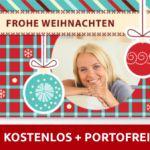 Gratis-Weihnachtskarten